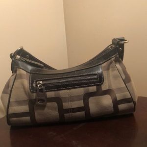 Nine West shades of brown small bag
